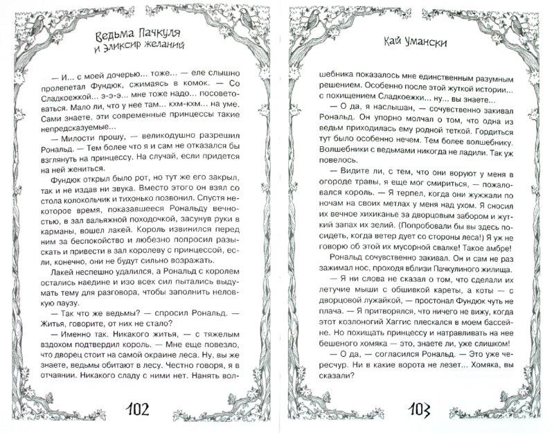 Иллюстрация 1 из 16 для Ведьма Пачкуля и Эликсир желаний - Кай Умански | Лабиринт - книги. Источник: Лабиринт