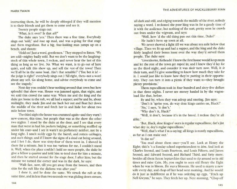 Иллюстрация 1 из 23 для The Adventures of Huckleberry Finn - Mark Twain   Лабиринт - книги. Источник: Лабиринт
