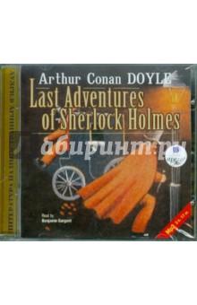 Последние приключения  Ш. Холмса (на английском языке) (CDmp3) dayle a c the adventures of sherlock holmes рассказы на английском языке