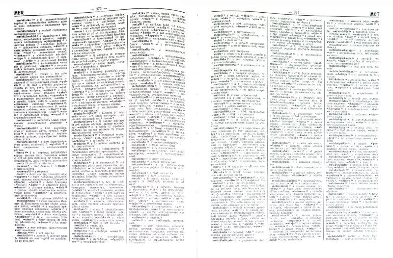 Иллюстрация 1 из 9 для Большой финско-русский словарь - Вахрос, Щербаков | Лабиринт - книги. Источник: Лабиринт