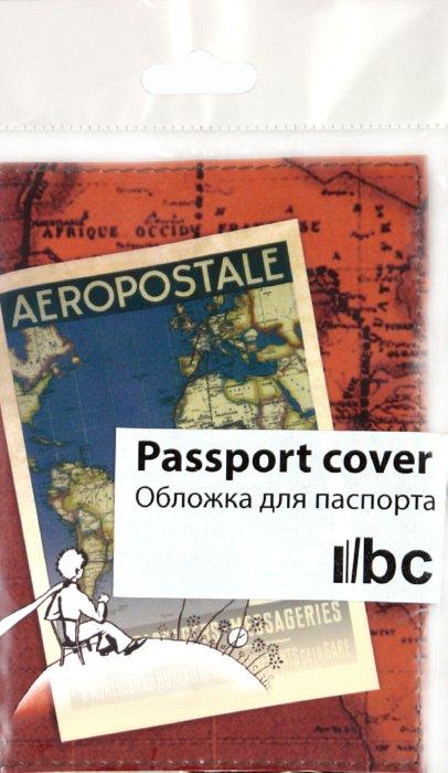 Иллюстрация 1 из 6 для Обложка для паспорта (Ps 7.1) | Лабиринт - канцтовы. Источник: Лабиринт