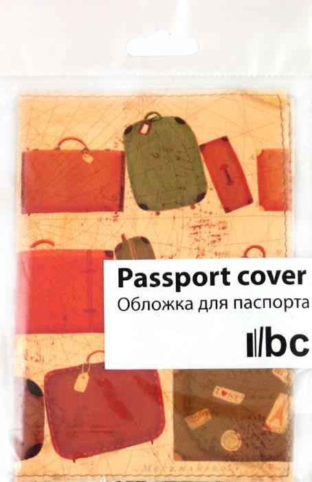 Иллюстрация 1 из 9 для Обложка для паспорта (Ps 7.3) | Лабиринт - канцтовы. Источник: Лабиринт