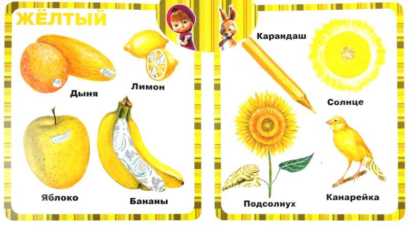 Иллюстрация 1 из 13 для Маша учит цвета. Маша и Медведь. Блестящая книжка   Лабиринт - книги. Источник: Лабиринт