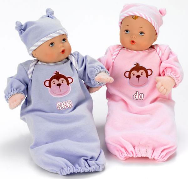 Иллюстрация 1 из 3 для Куклы-Близняшки (50200) | Лабиринт - игрушки. Источник: Лабиринт