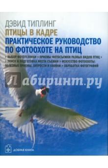 Птицы в кадре. Самое полное практическое руководство по фотоохоте на птиц с цифровой фотокамерой