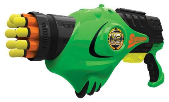 Иллюстрация 1 из 2 для Пулемет, 9 стволов (895010) | Лабиринт - игрушки. Источник: Лабиринт