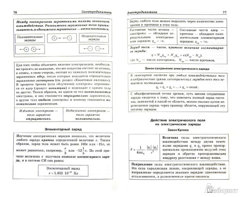 Иллюстрация 1 из 32 для Физика в схемах и таблицах - Константин Немченко | Лабиринт - книги. Источник: Лабиринт