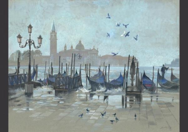 Иллюстрация 1 из 31 для Дорожные рисунки Ники Гольц. На почтовых открытках | Лабиринт - книги. Источник: Лабиринт