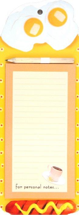 Иллюстрация 1 из 4 для Блок для записи с карандашом, 40 листов (4546) | Лабиринт - канцтовы. Источник: Лабиринт