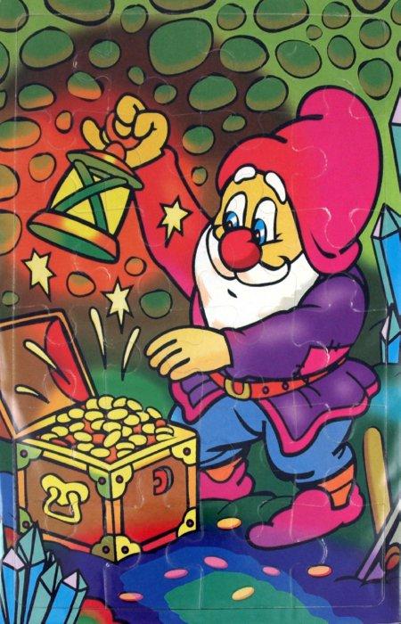 Иллюстрация 1 из 5 для Мягкие пазлы. Гномик (2174) | Лабиринт - игрушки. Источник: Лабиринт