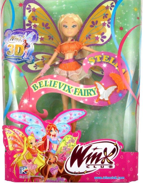 """Иллюстрация 1 из 6 для Кукла """"Winx Беливикс"""" в ассортименте (IW01060900)   Лабиринт - игрушки. Источник: Лабиринт"""