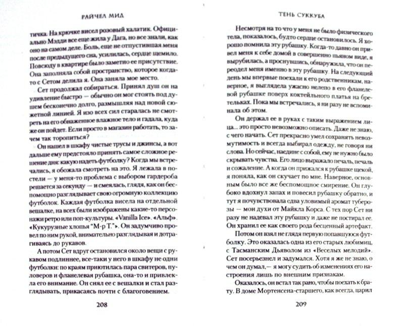 Иллюстрация 1 из 13 для Тень суккуба - Райчел Мид   Лабиринт - книги. Источник: Лабиринт