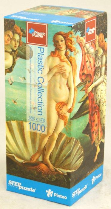 "Иллюстрация 1 из 10 для Step Puzzle-1000 ""Сандро Боттичелли"" (98017) | Лабиринт - игрушки. Источник: Лабиринт"