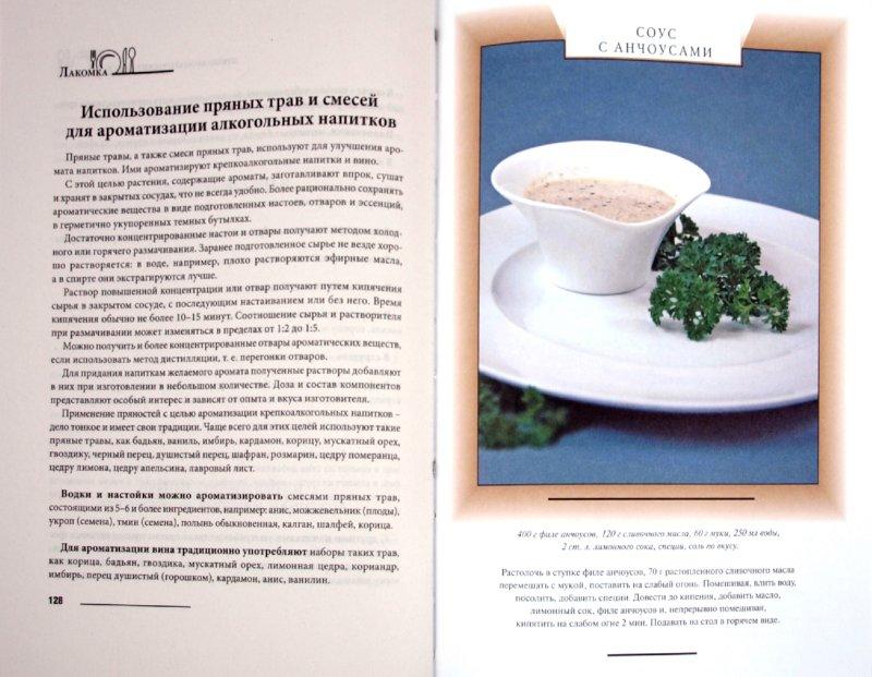 Иллюстрация 1 из 11 для Соусы и приправы - Элга Боровская | Лабиринт - книги. Источник: Лабиринт