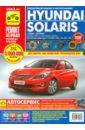 Hyundai Solaris запчасти