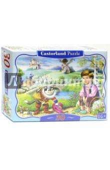 """Puzzle-30 MIDI """"Кот в сапогах"""" (В-03150)"""