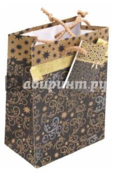 Пакет подарочный, в ассортименте (GB-S)