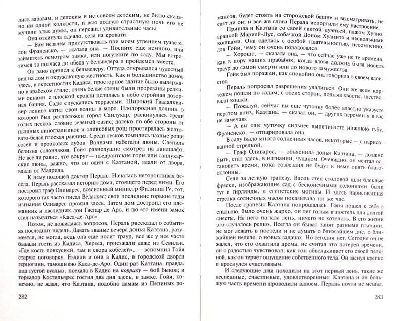 Иллюстрация 1 из 16 для Гойя, или Тяжкий путь познания - Лион Фейхтвангер | Лабиринт - книги. Источник: Лабиринт