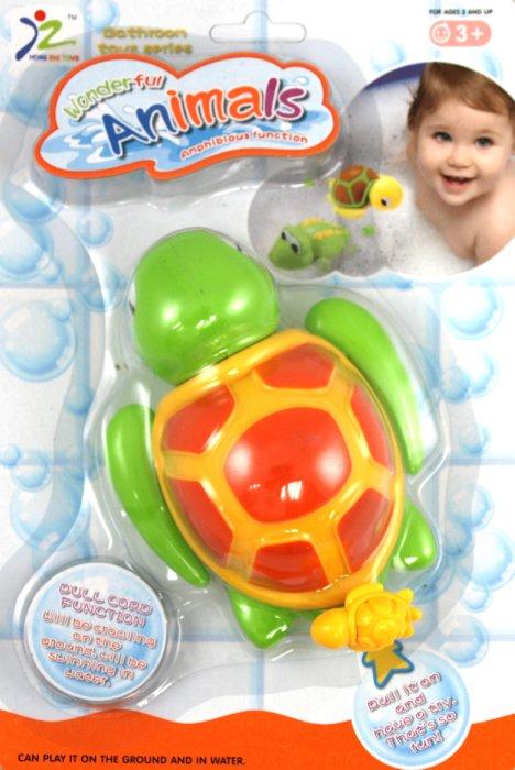 Иллюстрация 1 из 10 для Водоплавающие Черепаха/Крокодил (518АВ)   Лабиринт - игрушки. Источник: Лабиринт