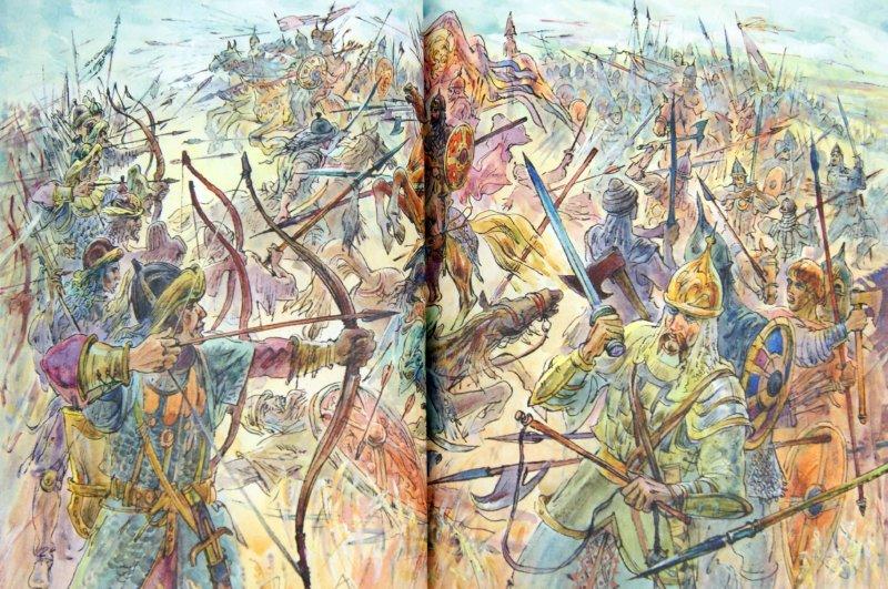 Иллюстрация 1 из 29 для Слово о полку Игореве | Лабиринт - книги. Источник: Лабиринт