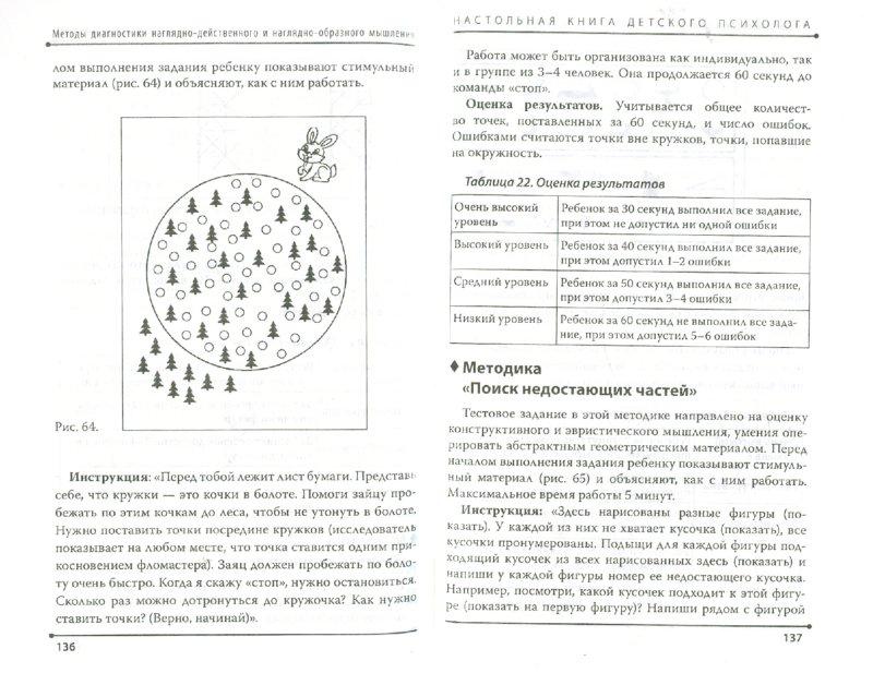 Иллюстрация 1 из 7 для Настольная книга детского психолога (+CD) - Елена Загорная | Лабиринт - книги. Источник: Лабиринт