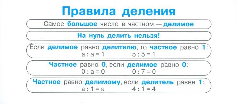 Иллюстрация 1 из 11 для Правила по математике в таблицах. 1-4 классы. Набор карточек | Лабиринт - книги. Источник: Лабиринт