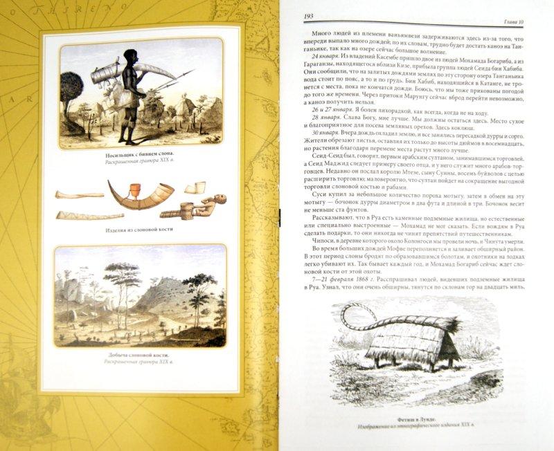 Иллюстрация 1 из 40 для Дневники исследователя Африки - Давид Ливингстон   Лабиринт - книги. Источник: Лабиринт