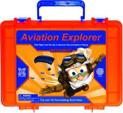 """Иллюстрация 1 из 3 для Исследователь """"Любитель авиации"""" (E2272)   Лабиринт - игрушки. Источник: Лабиринт"""