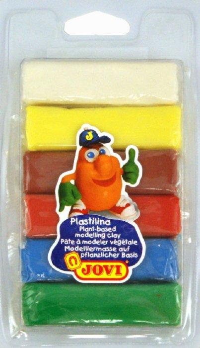 Иллюстрация 1 из 3 для Пластилин цветной: 6х 25гр (30) | Лабиринт - игрушки. Источник: Лабиринт
