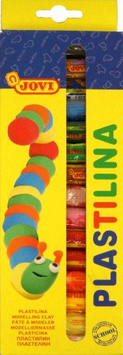 Иллюстрация 1 из 4 для Пластилин 15 цветов*14 гр. (90/15) | Лабиринт - игрушки. Источник: Лабиринт