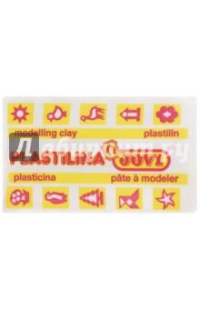 Пластилин 50 гр. белый (7001U)