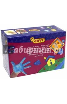 Краски для рисования руками: 6 цветов (550/S) Jovi