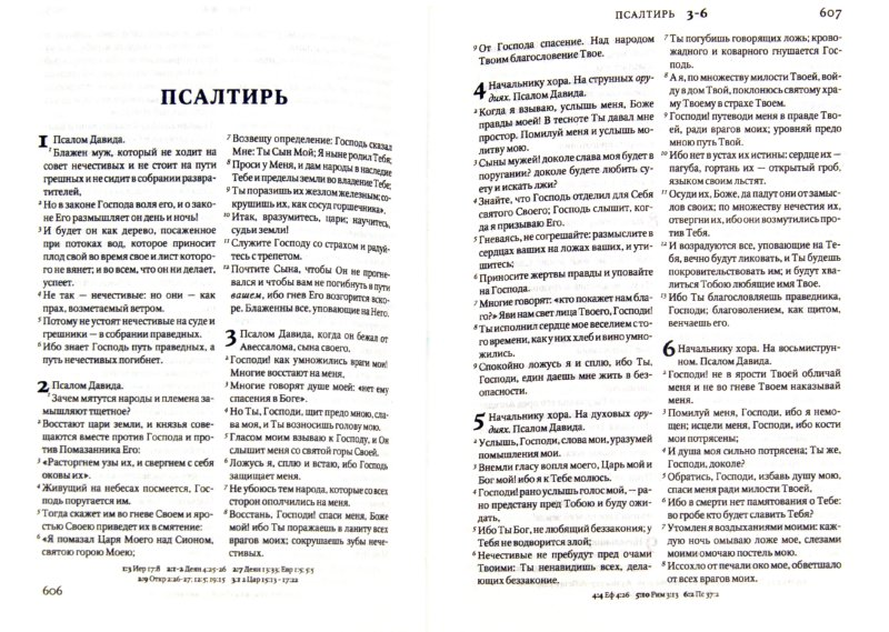 Иллюстрация 1 из 8 для Библия | Лабиринт - книги. Источник: Лабиринт