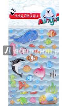 """Наклейки детские """"Море"""" (CPS012) от Лабиринт"""