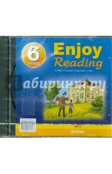Enjoy Reading-6 (CDmp3) рубиновая книга сказок cdmp3