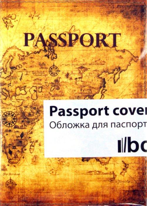 Иллюстрация 1 из 6 для Обложка для паспорта (Ps 7.5.1) | Лабиринт - канцтовы. Источник: Лабиринт