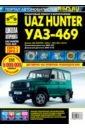 UAZ Hunter с 2003, б/д ЗМЗ-409, д/д ЗМЗ-5143 ч/б,