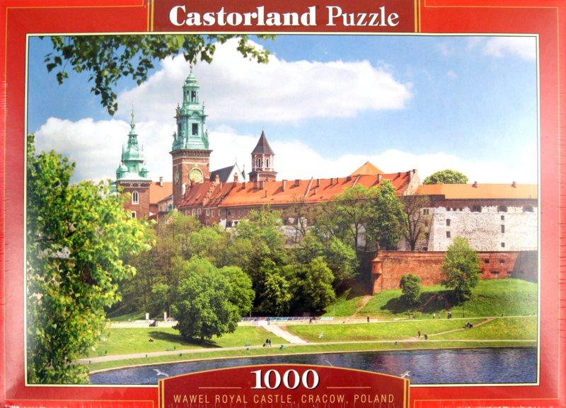 Иллюстрация 1 из 6 для Puzzle-1000. Замок, Краков, Польша (C-102334) | Лабиринт - игрушки. Источник: Лабиринт
