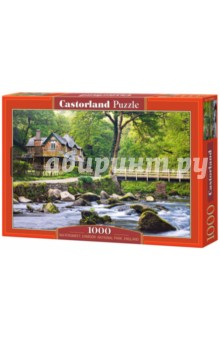 """Puzzle-1000 """"Национальный парк, Англия"""" (C-102389)"""