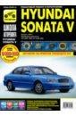 Hyundai Sonata V выпуск с 2001 г. Руководство по эксплуатации, техническому обслуживанию и ремонту,