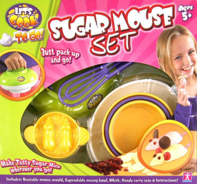 Иллюстрация 1 из 7 для Готовим сахарных мышек (38353) | Лабиринт - игрушки. Источник: Лабиринт