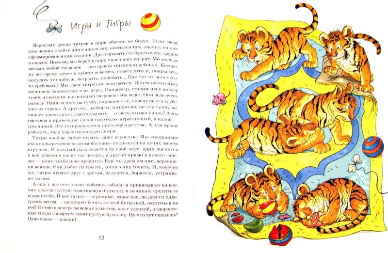 Иллюстрация 1 из 14 для Мои друзья тигры - Эдгард Запашный | Лабиринт - книги. Источник: Лабиринт