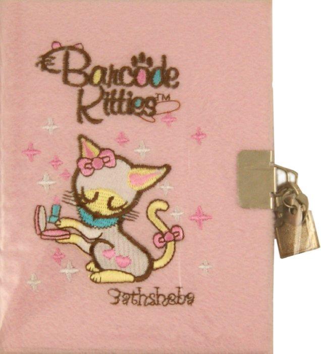 """Иллюстрация 1 из 4 для Дневник для девочек """"BarcodeKit"""" (48216)   Лабиринт - канцтовы. Источник: Лабиринт"""
