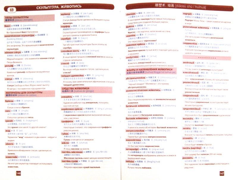 Иллюстрация 1 из 8 для Китайский язык. Тематический  словарь - Константин Барабошкин   Лабиринт - книги. Источник: Лабиринт