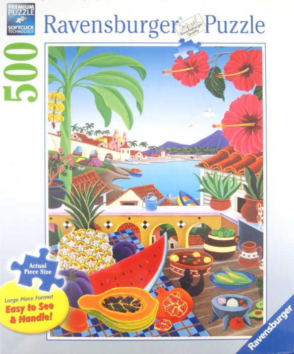 """Иллюстрация 1 из 11 для Пазл-500 """"Вкус рая"""" Large Format (148561)   Лабиринт - игрушки. Источник: Лабиринт"""