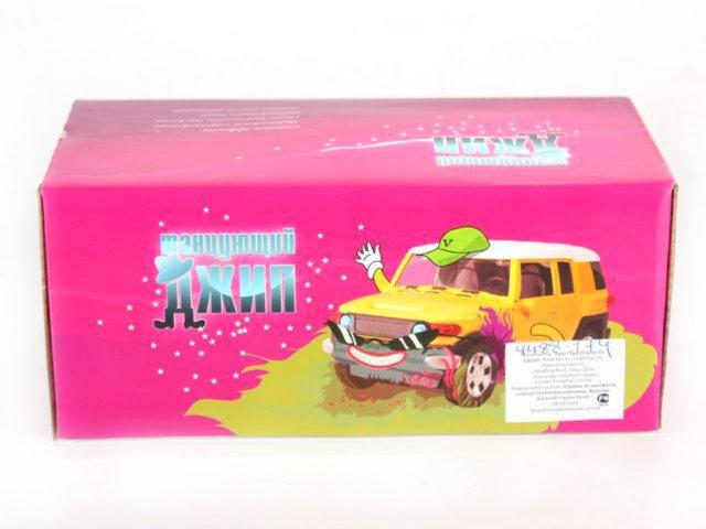"""Иллюстрация 1 из 8 для Машина """"Танцующий джип"""" со светом и звуком (1188)   Лабиринт - игрушки. Источник: Лабиринт"""