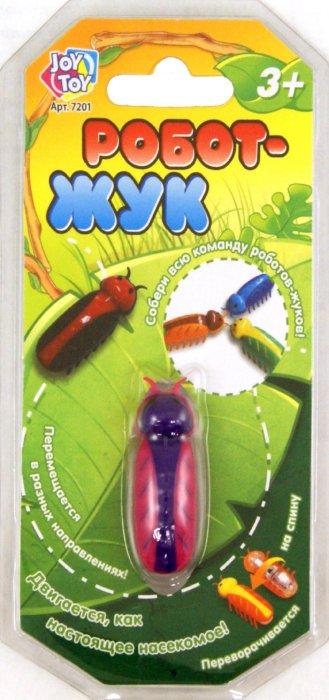Иллюстрация 1 из 17 для Робот жук с батарейками (7201) | Лабиринт - игрушки. Источник: Лабиринт