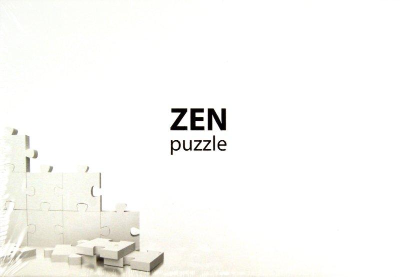 Иллюстрация 1 из 9 для Дзен-пазл. ZEN puzzle | Лабиринт - игрушки. Источник: Лабиринт