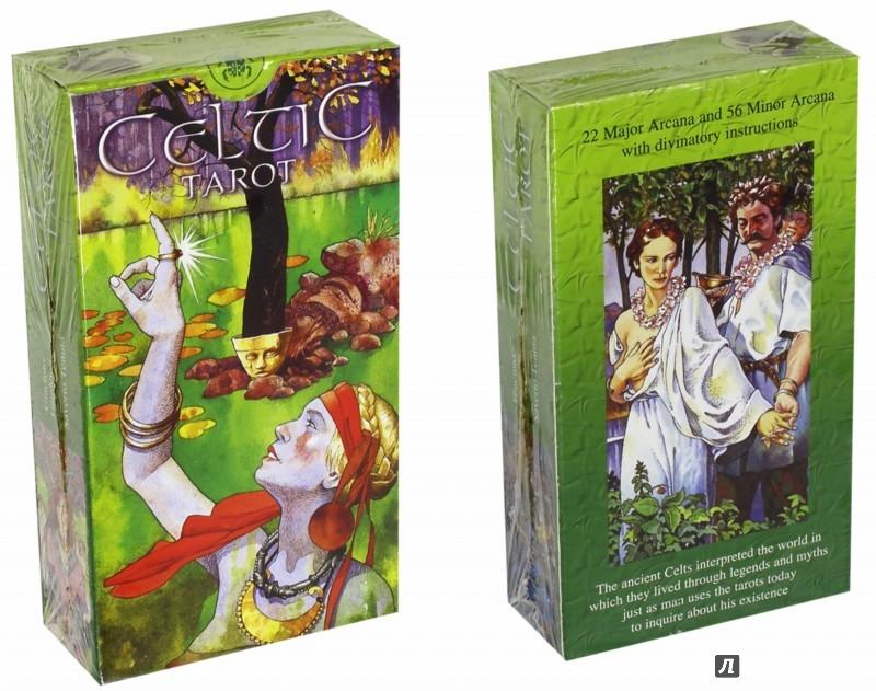 Иллюстрация 1 из 31 для Таро Кельтское (краты  + руководство) - Гауденци, Тенута | Лабиринт - книги. Источник: Лабиринт