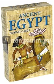 карты игральные bicycle prestige rider back цвет красный 54 шт Игральные карты Древний Египет